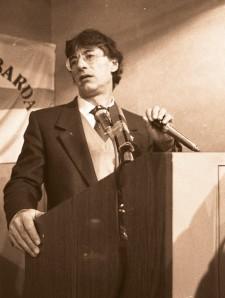 Umberto Bossi 1989